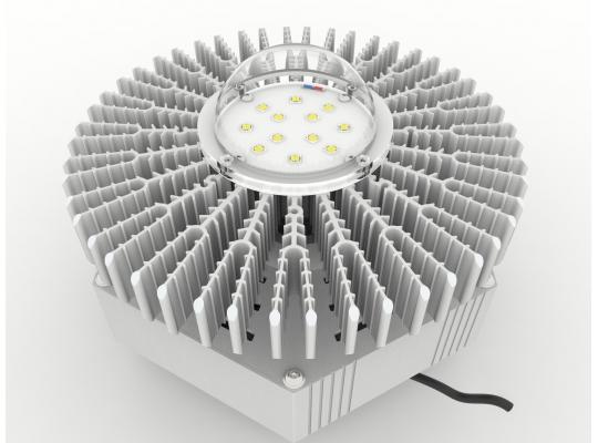75W LED Highbay Light with Sensor